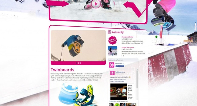 Fotografie reference - Twinboards