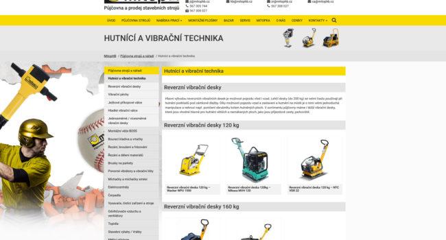 Fotografie reference - Tvorba webových stránek a grafické práce MitopHB