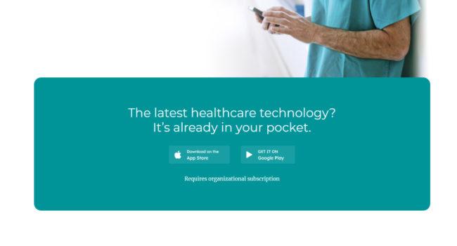 Fotografie reference - Realizace webových stránek pro mobilní aplikaci MedText
