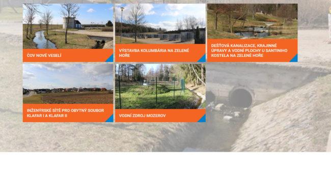 Fotografie reference - Realizace responzivních WWW stránek VHS Žďár nad Sázavou